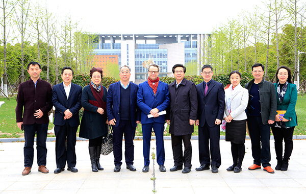 Coordinator of Gastronomy Group of UNESCO Creative City Network Came to Huai'an to Guide the Application Work in 2018