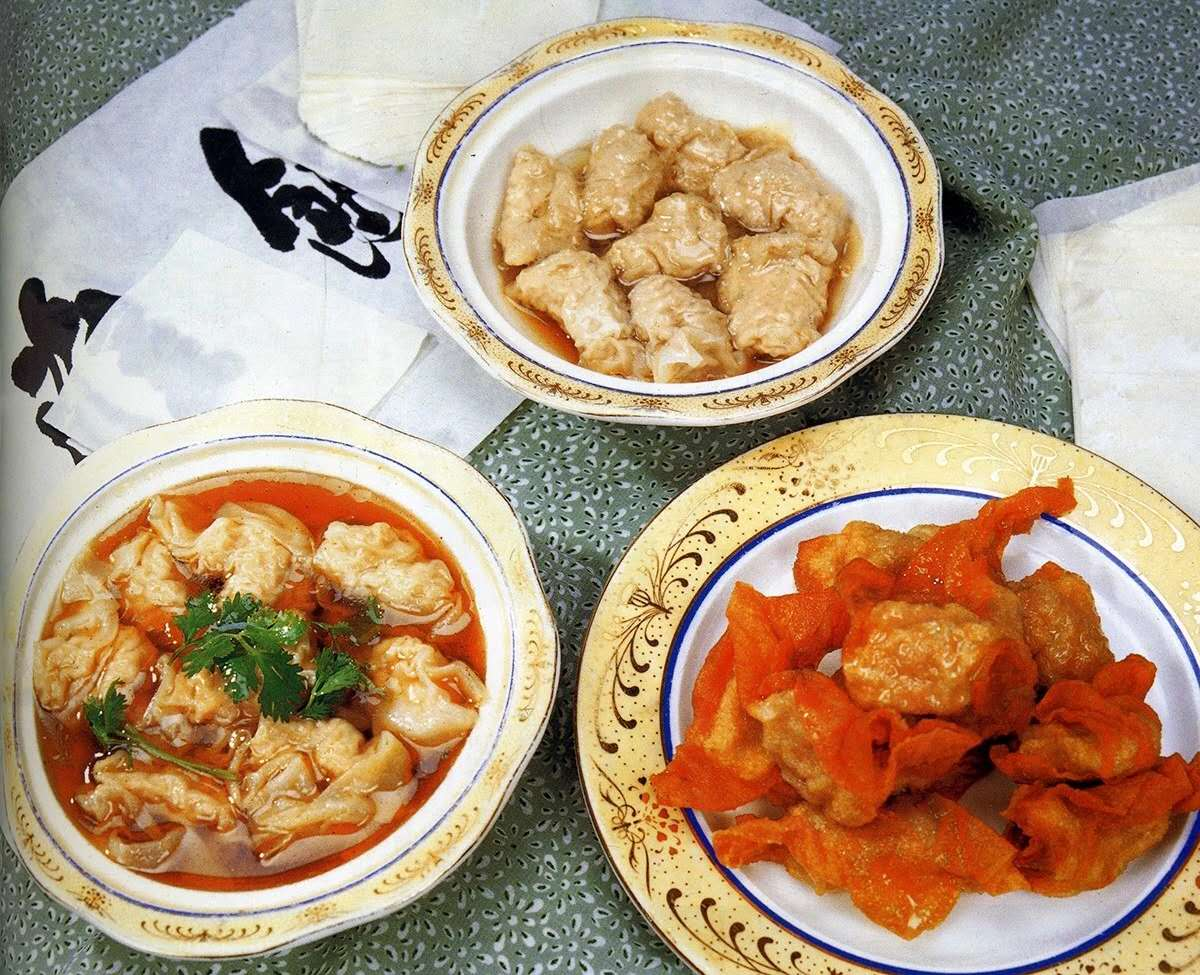 The Top Ten Dishes and Snacks of Huaiyang Cuisine